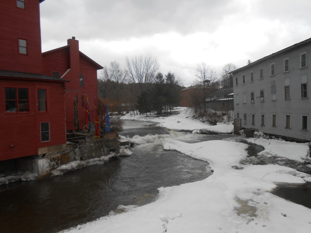 Red Mill, on Gihon River at VSC in Johnson, Vt.